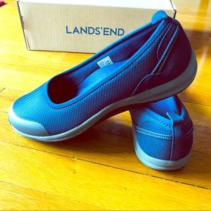Lands' End Comfort Shoe